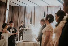 Steven & Fransisca by Amor Cake
