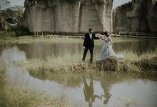 Prewedding Gown by Elina Wang Bridal