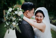 The wedding of Fiska & Hendra by Bali Eve Wedding & Event Planner
