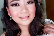 Wedding Felicia by @makeupby_yovita