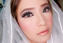 Wedding Jessica by @makeupby_yovita