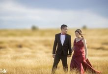 Prewedding Gown for Mrs Paula by Deasy Marlina
