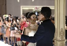 Wedding of Marshell & Christin by Ohana Enterprise
