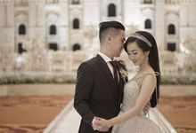 Ritz Carlton PP - Samuel & Indri by Maestro Wedding Organizer