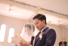 Didit & Giselle Wedding by Rama Dauhan Design Studio