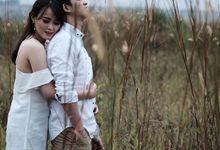 Prewedding David & Lili by Ohana Enterprise