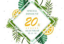 Discount Akhir Bulan Juli by Pop Up Malang