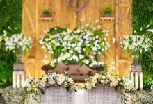 Icha & Dary love story by Menara Mandiri (Ex. Plaza Bapindo) by IKK Wedding