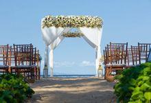 Sergey & Marina Wedding by Holiday Inn Resort Bali Benoa