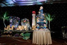 REZA & TANTRI WEDDING by Aston Sentul Lake Resort & Conference Center