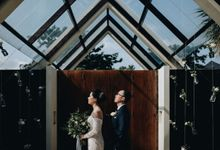 Stefanus & Glenda by Varawedding
