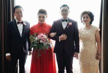 The Wedding of Novi by Mfreshflowers