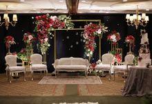 Wedding of Christian & Jane by MERCANTILE PENTHOUSE WEDDING