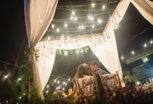 Janice & Buddy Wedding by Sheraton Bali Kuta Resort