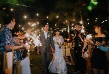 Wedding of  Andra & Ice by iLook ( Makeup & Couture )