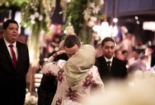 Story behind the wedding by Journal Portraits