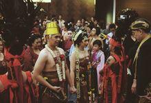 Wedding Reception Of  Yoan and Jo by Menara Mandiri (Ex. Plaza Bapindo) by IKK Wedding