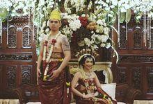 Wedding Reception Of  Yoan and Jo by  Menara Mandiri by IKK Wedding (ex. Plaza Bapindo)