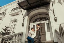 Raymond & Gisela - Prewedding by Peony Atelier