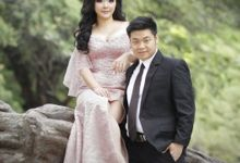 Prewedding Gown for Mrs Felicia by Deasy Marlina