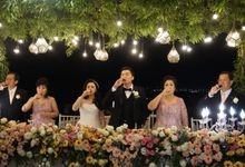 Tanri & Yenny Wedding by Ungasan Bay View Hotel & Convention Bali