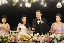 Tanri & Yenny Wedding by Four Points by Sheraton Bali, Ungasan