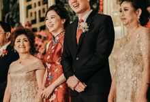 THE WEDING OF EDWIN & LIONIE by TurquoiSe Organizer