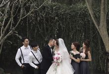 THE WEDDING OF RONALD & CINDY by TurquoiSe Organizer