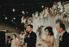 THE WEDDING OF VINCENT & CINDY by TurquoiSe Organizer
