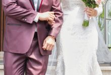 Wedding Of Rendy and Efi - Morning Sessions by Elina Wang Bridal