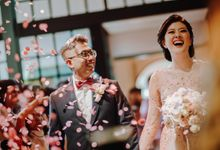 Sherli & Rangga Wedding by Journal Portraits