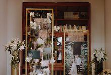 Sherli & Rangga Wedding by Journal Portraits