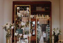 Sherly & Rangga Wedding by Journal Portraits