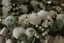 Yoevieta Wedding by Fleurica Designs