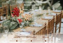 Exotic Wedding Destination Roadshow by Plataran Indonesia