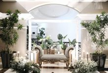 Tommy and Liani Wedding at Gran Mahakam Hotel by Fiori.Co