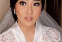 The Wedding by Vanny Adelina by VA Make Up Artist