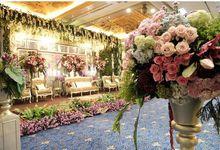 Wedding Nicko & DhyDhy by Hotel Sahid Jaya Lippo Cikarang