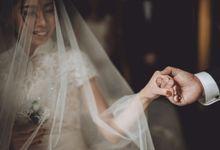 Brides (Louisa Yuanita) by glowyblush