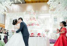 The Wedding Of Steven & Siska by Finest Organizer