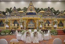 Wedding of Danny & Melda by Royal Ballroom The Springs Club