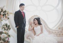 Wedding Dress by Elina Wang Bridal