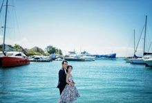 Bali Prewedding by Elina Wang Bridal