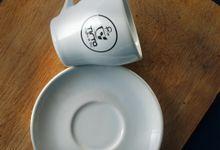 CUP KLEIN by Boger Keramik