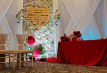 wedding Mario & Sisy by CoolWater Decoration & Event Planner