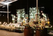 Andrew & Irene Wedding at Royal Tulip Gunung Geulis by Fiori.Co