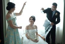 Wedding of Candy Tatang & Kiki by Elina Wang Bridal