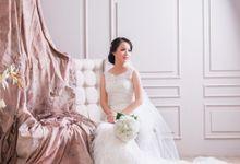 Prewedding Dress by Elina Wang Bridal