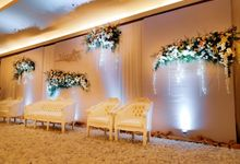 Wedding Of Sofie & Marcel at Citywalk Sudirman Function Hall by Duta Venues