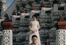 Thailand prewedding by Florencia Augustine